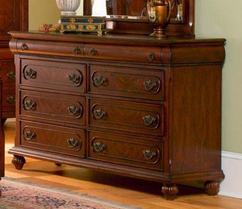 Isabella Bedroom Collection Solid Hardwood Dresser