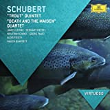 Virtuoso-Schubert: Trout Quintet Death & the Maide