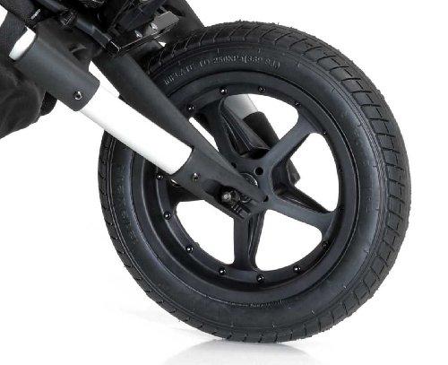 Trends For Kids Joggster X Sport Wheel, Black