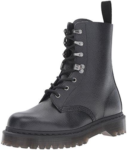 Dr.Martens Mens Para Pebble Black Leather Boots 43 EU