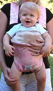 Baby Bella Maya - Front Pack Cover - Precious Pink