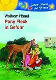 Pony Fleck in Gefahr