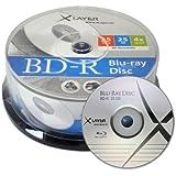 Xlayer BD-R 4x 100er Pack Cakebox Blu-Ray Disc Spindel