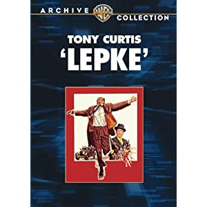 Lepke starring Tony Curtis.