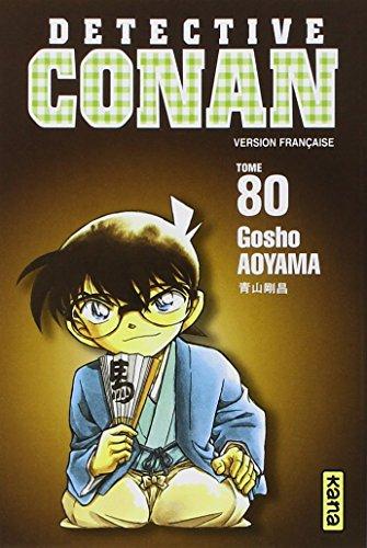 Détective Conan, Tome 80 :