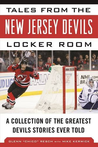 Tales from the New Jersey Devils Locker Room: A Collection of the Greatest Devils Stories Ever Told (Tales from the Team) (The Tale Of The Devil compare prices)