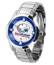 South Alabama Jaguars NCAA Mens Titan Steel Watch