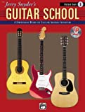 Jerry Snyder's Guitar School, Method Book 1 (Book & Cd)