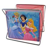 Disney Princess Folding Storage Basket (Cinderella, Snow White, Aurora)