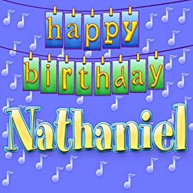 Happy Birthday Nathaniel Cake