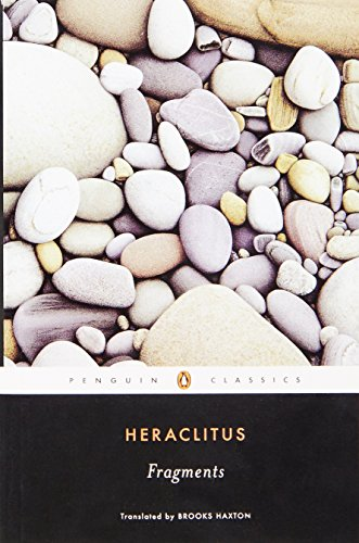 heraclitus the cosmic fragments pdf