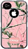 Picture Of Otterbox Defender Realtree Series for iPhone 4/4S – 1 Pack – Case – Retail Packaging – Pink/APC Camo Pattern Review