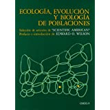 ECOLOGIA EVOLUCION BIOLOGIA POBLACIONES (BIOLOGÍA Y CIENCIAS DE LA VIDA-ECOLOGIA)