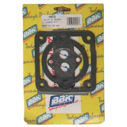 BBK 1572 65/70mm Throttle Body Gasket Kit for Ford