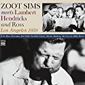 Sims, Zoot - Meets Lambert / Hendricks / Ross [Audio CD]<br>$837.00