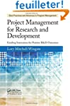 Project Management for Research and D...
