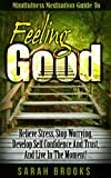 Feeling Good: Mindfulness Meditation Guide To Feeling Good! - Relieve Stress, Stop Worrying, Develop Self Confidence And Trust, And Live In The Moment! ... Relaxation Course, Yoga, How To Meditate)