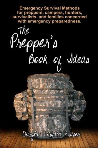 The Prepper's Book of Ideas: Color Version