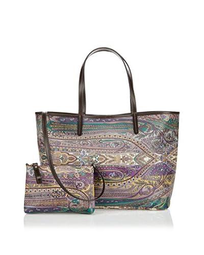 Etro Bolso de Asa al Hombro Shopping