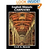 English Historic Carpentry