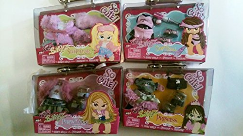 4- Bratz Babyz Fashion Total 4 Units - 1