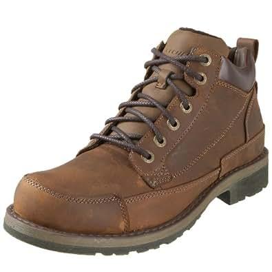 Skechers Shockwaves Regions, Sneakers Hautes homme, Marron, 39 EU (5.5 UK)