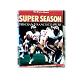 Super Season 1984 San Francisco 49ers ~ David Hyams
