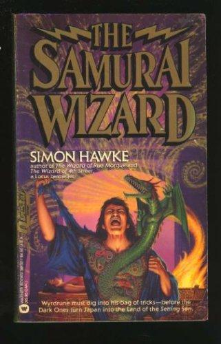 The Samurai Wizard, Simon Hawke