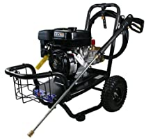 Big Sale Campbell Hausfeld PW2675 2,600 PSI 6 HP Subaru Robin Gas Powered Pressure Washer With 25-Foot Hose