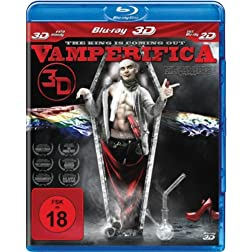 Vamperifica (Blu-ray 3D + Blu-ray) [Region Free]