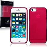 Terrapin Gel-Schutzhülle für iPhone 5s, Weiß