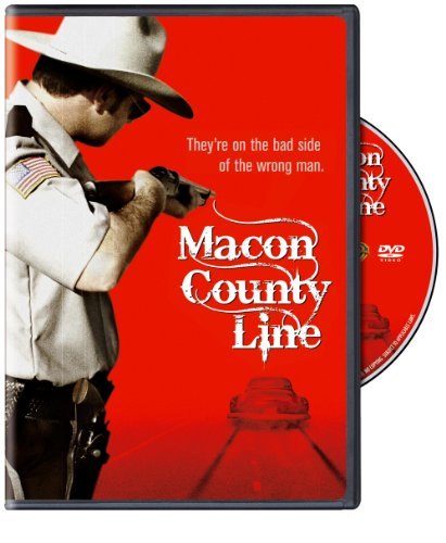 Cover art for  Macon County Line