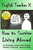 How To Survive Living Abroad: An Expatriate Guide to Not Getting Robbed, Scammed, Jailed, or Killed (English Teacher X Book 4)