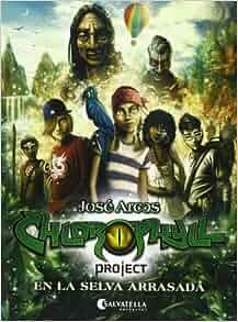 Chlorophyll Project: José Arcos Yagüe: 9788484127833: Amazon.com