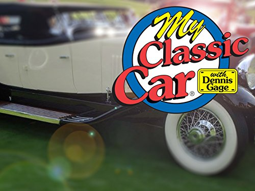 My Classic Car on Amazon Prime Video UK