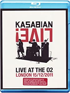 Live At The O2 [Blu-ray]