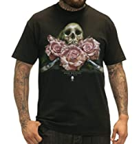 Sullen Mullins Badge Tee Black (X-Large)
