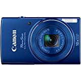 PowerShot 150 IS 20 Megapixel Compact Camera - Blue (2.7\