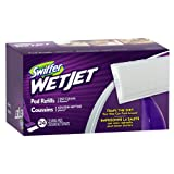 Swiffer WetJet Pad Refill, 24-Count Boxes (Pack of 2)