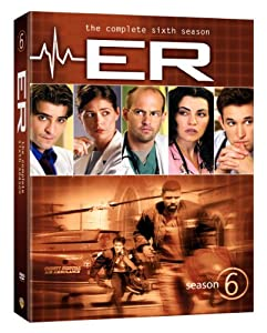 ER: The Complete Sixth Season by Warner Home Video