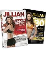 Jillian Michaels - 2 DVD Box Set (Ripped in 30, Killer Buns and Thighs)