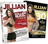 Jillian Michaels - 2 DVD Box Set (Ripped in 30, Killer Buns and Thighs)