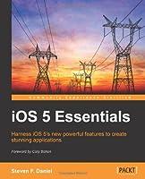 iOS 5 Essentials Front Cover