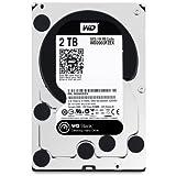 Western Digital 2 TB SATA III 7200 RPM 64 MB Cache Bulk/OEM Desktop Hard Drive, Black, WD2003FZEX