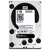 Western Digital WD Black 3.5inch 2TB 64MBキャッシュ SATA6.0G 7200rpm WD2003FZEX