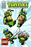 img - for TMNT New Animated Adventures #12 LEGO VAR book / textbook / text book