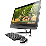 "Lenovo C50-30 - F0B100KWUS - 23"" Multi- Touch Screen All-in-One Computer - Intel Core I5-5200U (2C, 2.2 / 2.7..."
