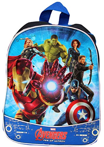 "Lowest Prices! Marvel Avengers Preschool Backpack Toddler 11"" (Age of Ultron)"