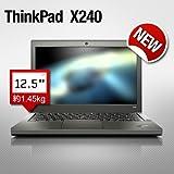 lenovo ThinkPad X240:Corei7搭載モデル(12.5型)【レノボ直販ノートパソコン受注生産モデル】 (X240:Windows8:Corei7)