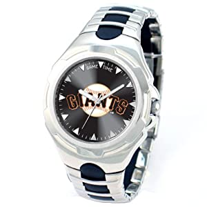 MLB Mens MLB-VIC-SF Victory Series San Francisco Giants Watch by Game Time